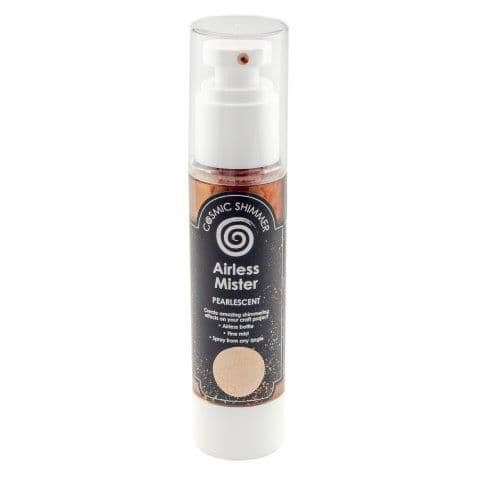 Airless Mister Pearlescent Copper Blaze (50ml) by Cosmic Shimmer